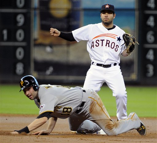 Jose Altuve, Neil Walker