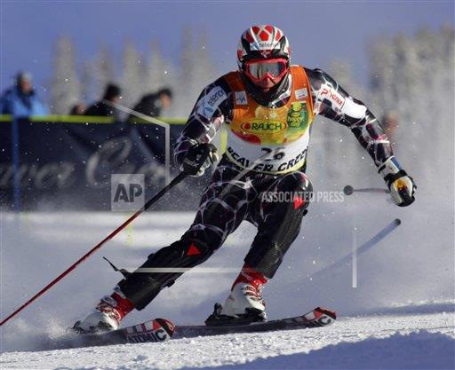 AP S CO USA MENS WORLD CUP COMBINED SKIING