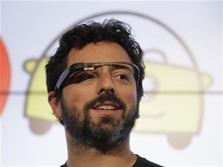 Edmund G. Brown Jr., Sergey Brin