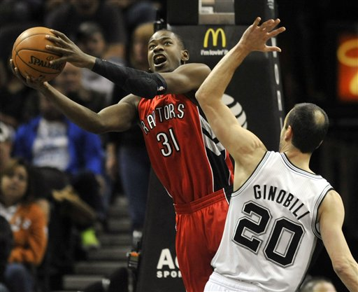 Terrence Ross, Manu Ginobili
