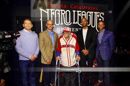 Toyota Highlander Celebrates the 100th Anniversary of Negro Leagues Baseball