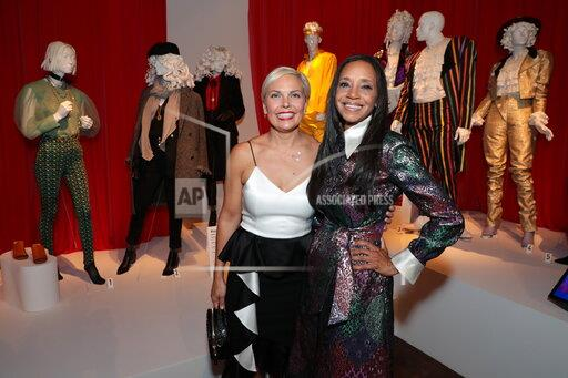 FIDM - AOTCD Exhibition Opening