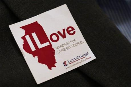 Illinois Gay Marriage