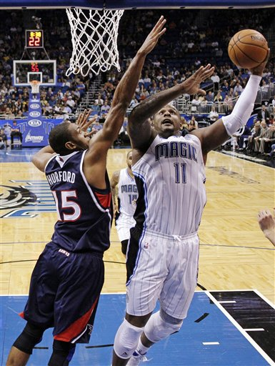 Glen Davis, Al Horford