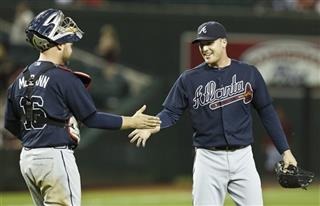 Eric O&#039;Flaherty, Brian McCann