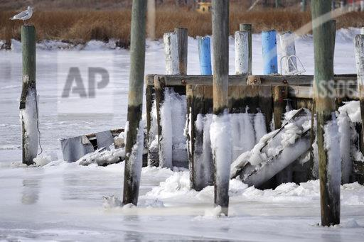 Deep Freeze New Jersey