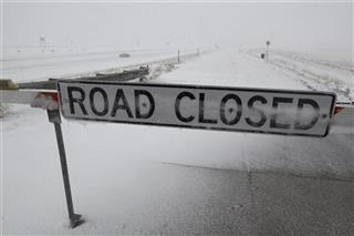 Interstate 70 closed