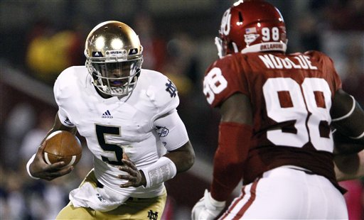 Everett Golson, Chuka Ndulue