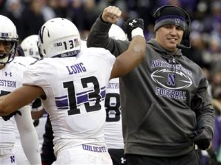 Pat Fitzgerald, Warren Long