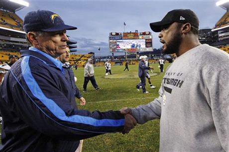 Mike Tomlin, Norv Turner