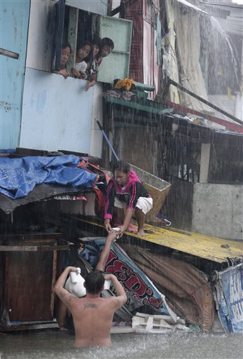 Philippines Floods