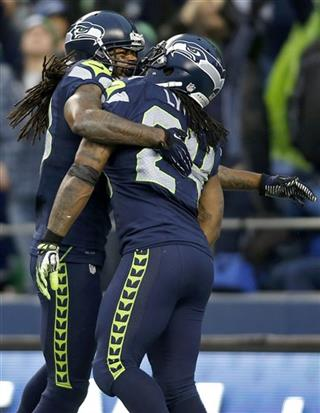 Sidney Rice, Marshawn Lynch
