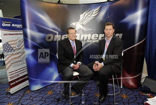 Good News Source Meets One America at CPAC 2013