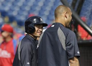 Ichiro Suzuki, Derek Jeter