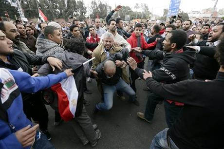 Mideast Egypt Brotherhood