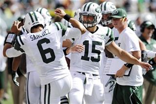 Mark Sanchez, Tim Tebow