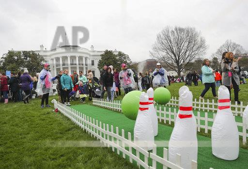 Trump Easter Egg Roll