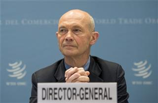 Switzerland WTO Pascal Lamy