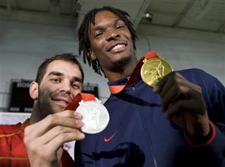 Jose Calderon, Chris Bosh