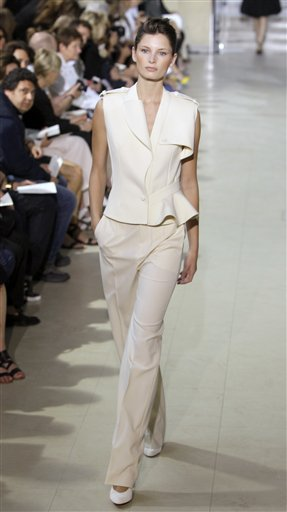 Paris Fashion Bouchra Jarrar