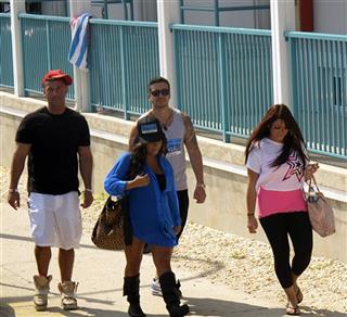 Jersey Shore-Court Appearance