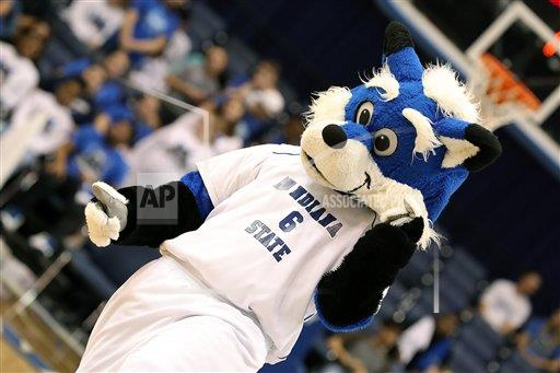 SPWIRE AP S BKC IN United States 273523 COLLEGE BASKETBALL: FEB 22 Northern Iowa at Indiana State