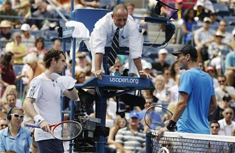 Andy Murray, Tomas Berdych