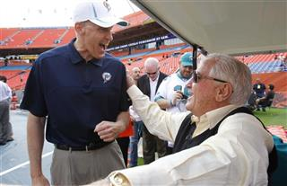 Joe Philbin, Don Shula