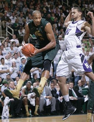 Adreian Payne, Mike Turner