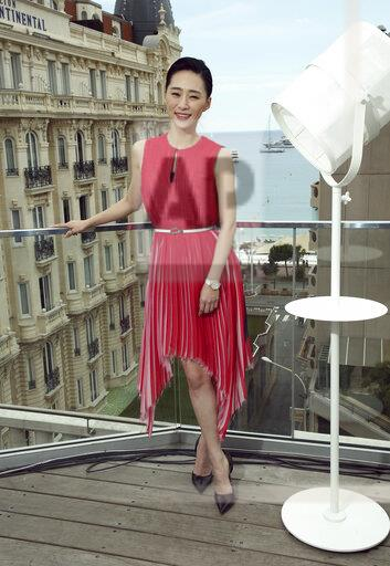 France Cannes 2019 Nina Wu Portraits