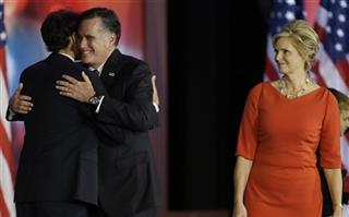 Mitt Romney, Ann Romney, Craig Romney