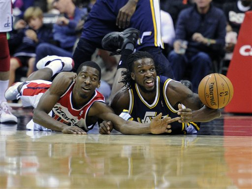 Jordan Crawford, DeMarre Carroll