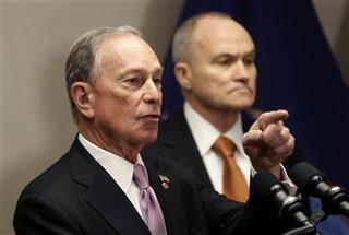 Michael Bloomberg, Raymond Kelly