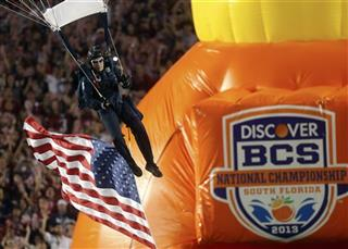 BCS Meetings Football