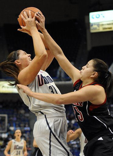 Shoni Schimmel, Stefanie Dolson