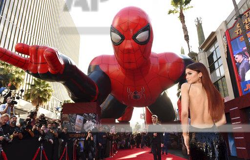 "World Premiere of ""Spider-Man: Far From Home"" - Red Carpet"