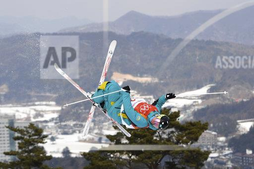 Pyeongchang Olympic Freestyle Skiing Men