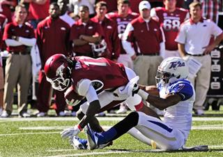 Tulsa Arkansas Football
