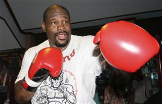 Riddick Bowe