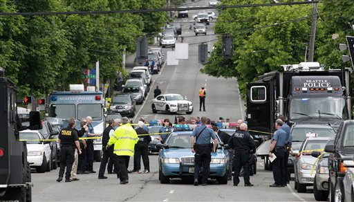 Seattle Shooting