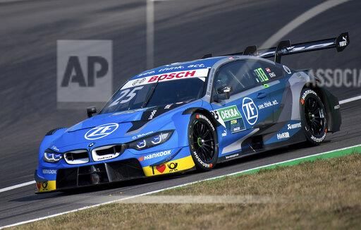 DTM Lausitzring - Qualifying 2nd race
