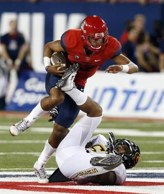 Grambling St Arizona Football