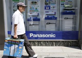 Japan Earns Panasonic