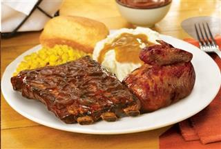 Boston Market Ribs