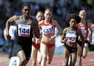 Germany Athletics Semenya