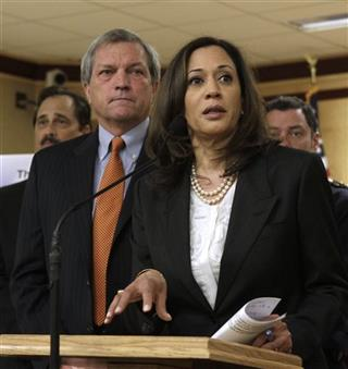Kamala Harris, Mark DeSaulnier