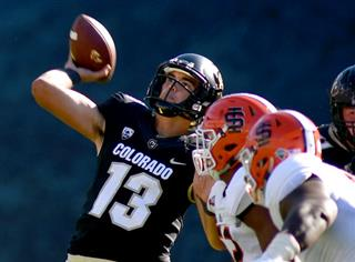 Colorado Idaho State NCAA Football
