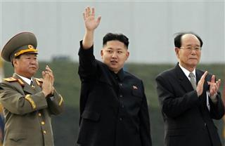 Kim Jong Un, Kim Yong Nam