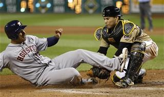 Russell Martin, Carlos Pena