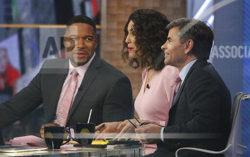 On The Set Of Good Morning America